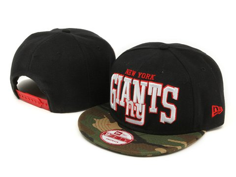 New York Giants NFL Snapback Hat YX210
