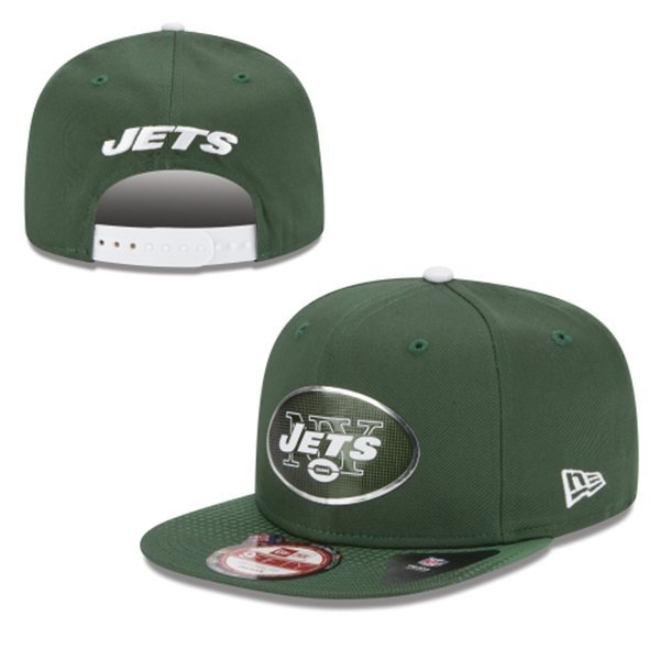 New York Jets Snapback Green Hat 1 XDF 0620