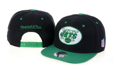 New York Jets NFL Snapback Hat 60D1
