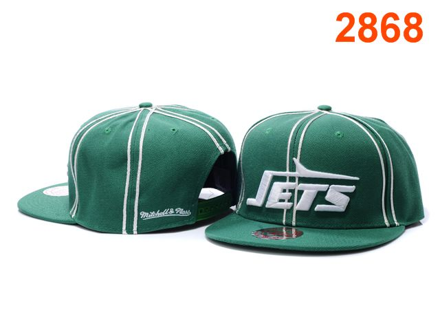 New York Jets NFL Snapback Hat PT95