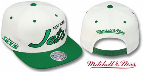 New York Jets NFL Snapback Hat Sf2