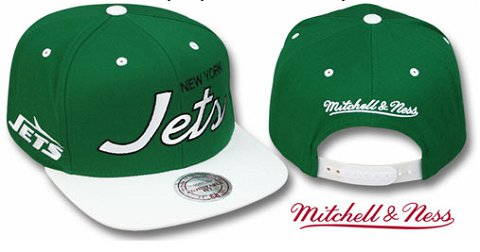 New York Jets NFL Snapback Hat Sf3
