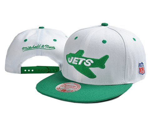 New York Jets NFL Snapback Hat TY 4