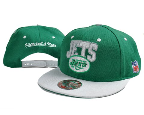 New York Jets NFL Snapback Hat TY 5