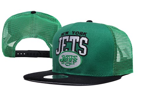 New York Jets NFL Snapback Hat XDF026