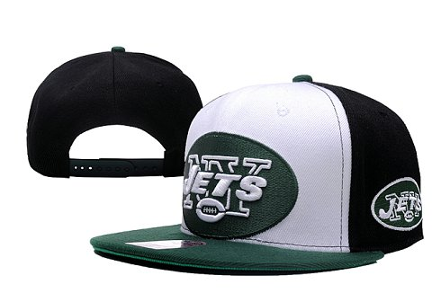 New York Jets NFL Snapback Hat XDF033