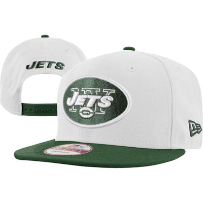 New York Jets NFL Snapback Hat XDF047