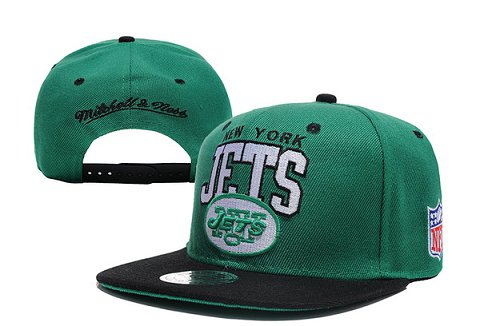 New York Jets NFL Snapback Hat XDF065