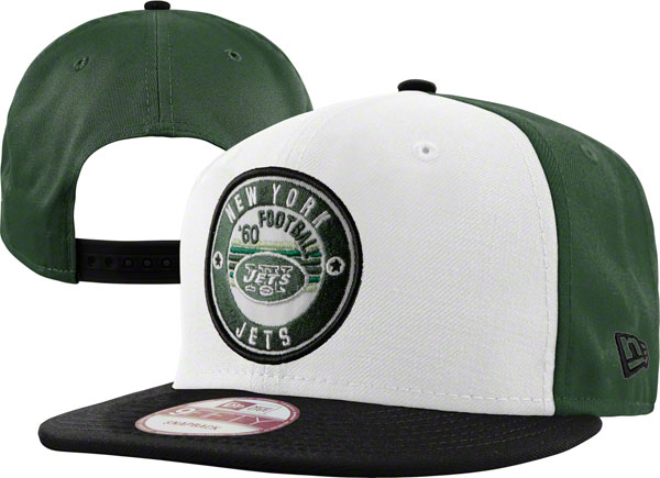 New York Jets NFL Snapback Hat XDF075
