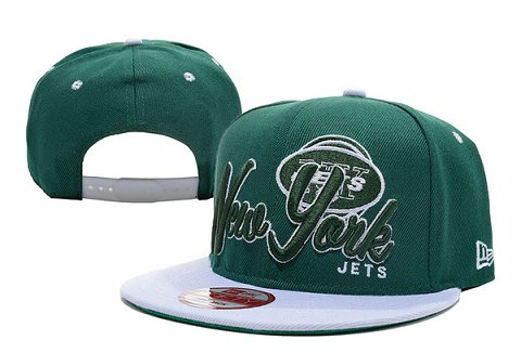 New York Jets NFL Snapback Hat XDF102