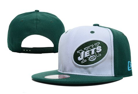 New York Jets NFL Snapback Hat XDF114