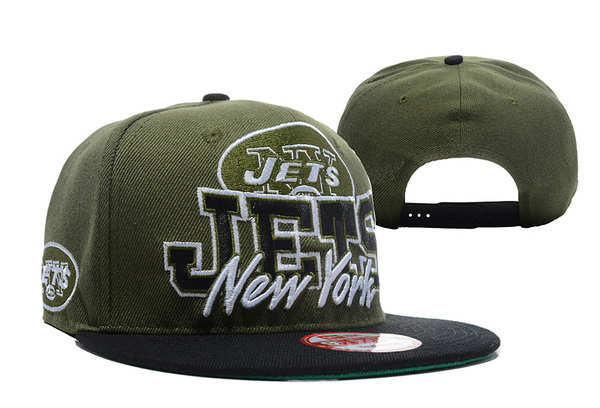 New York Jets NFL Snapback Hat XDF147