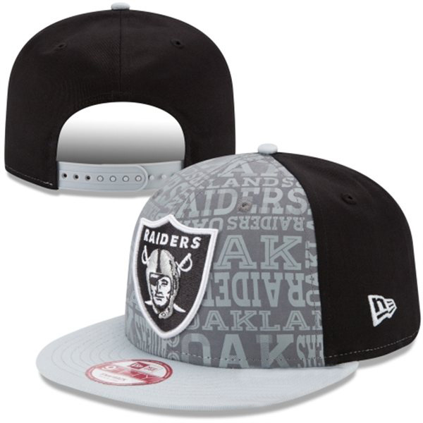 Oakland Raiders Snapback Hat XDF 0528