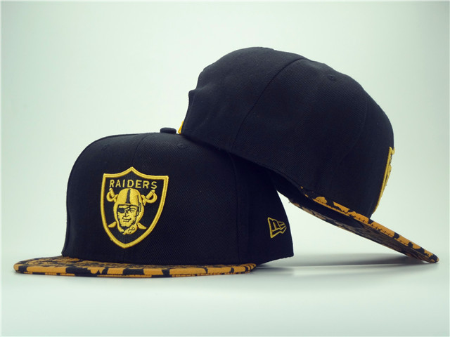 Oakland Raiders Snapback Hat ZY 0701