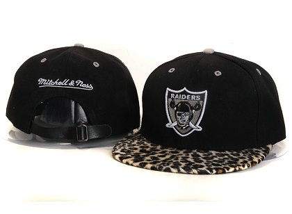 Oakland Raiders New Type Snapback Hat YS 6R39