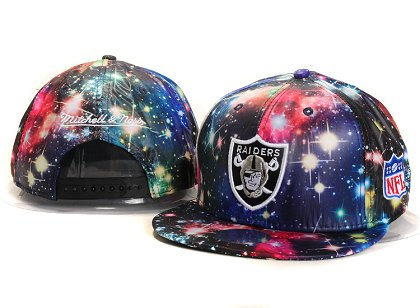 Oakland Raiders New Type Snapback Hat YS903
