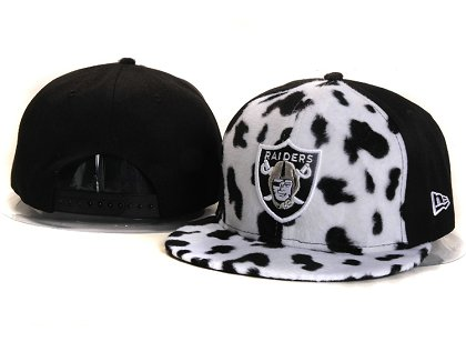 Oakland Raiders New Type Snapback Hat YS908