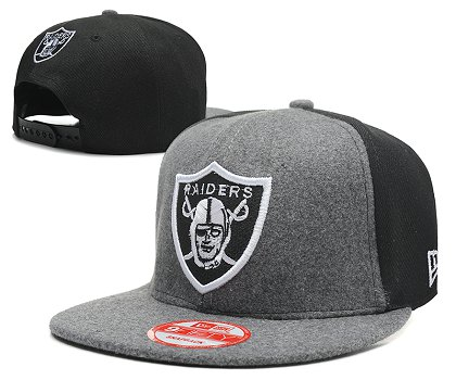 Oakland Raiders Hat SD 150228 3