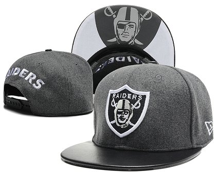 Oakland Raiders Hat SD 150228 4