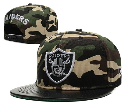 Oakland Raiders Hat SD 150228 6