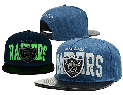 Oakland Raiders Hat SD 150228 7