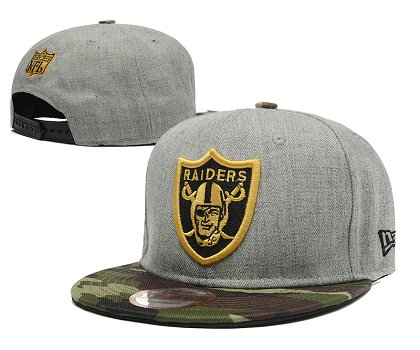 Oakland Raiders Hat TX 150306 092