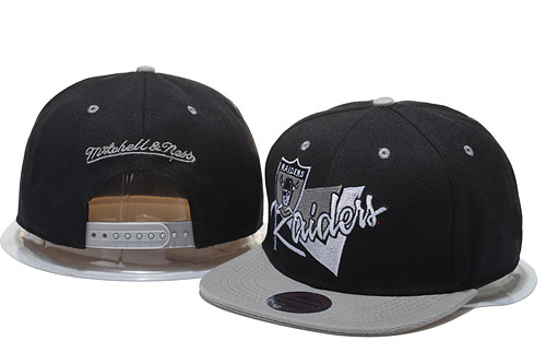 Oakland Raiders Hat YS 150225 003016