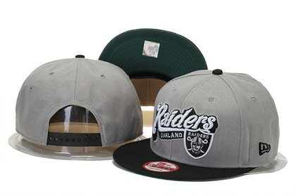 Oakland Raiders Hat YS 150225 003047