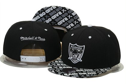 Oakland Raiders Hat YS 150225 003062