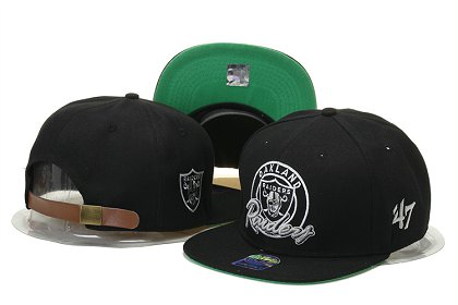 Oakland Raiders Hat YS 150225 003088