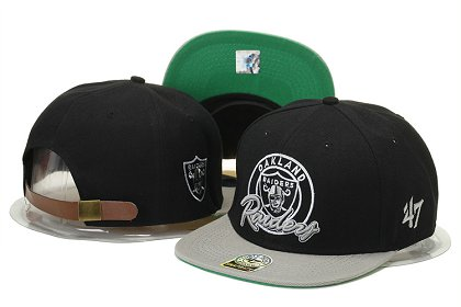 Oakland Raiders Hat YS 150225 003089