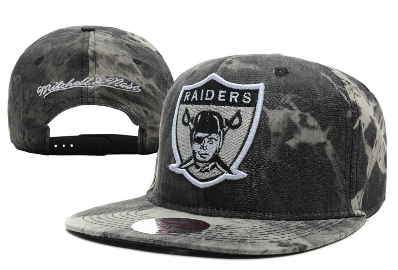 Oakland Raiders Snapback Hat XDF