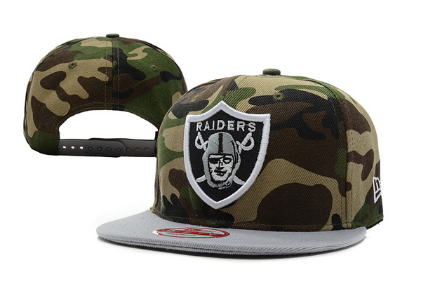 Oakland Raiders Snapback Hat 2013 XDF 10