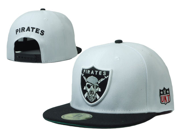 Oakland Raiders Snapback Hat SF 32