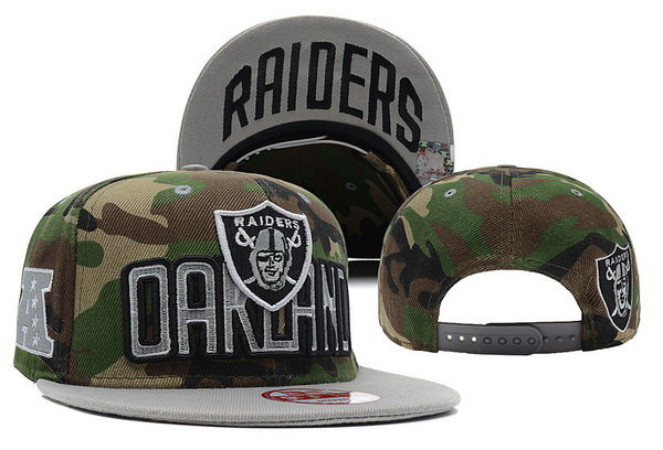 Oakland Raiders Snapback Hat XDF 610