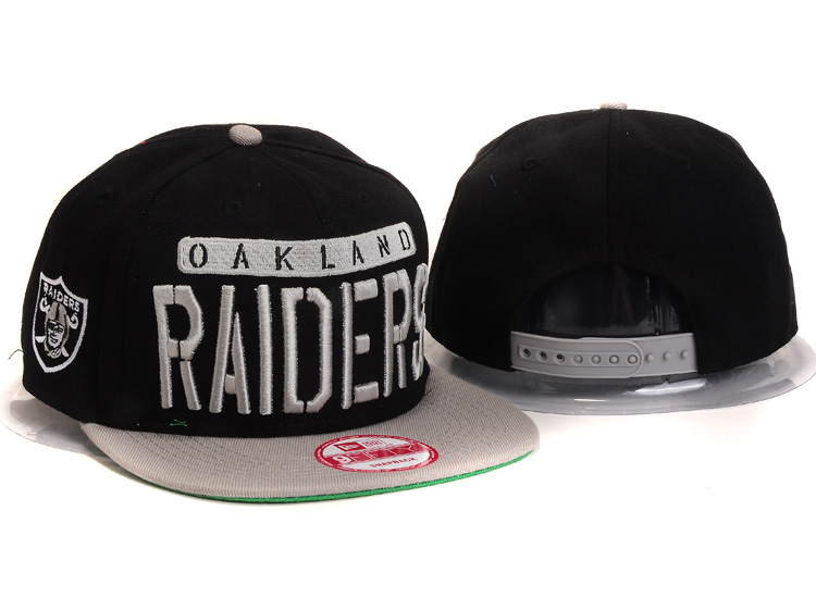 Oakland Raiders Snapback Hat Ys 2107
