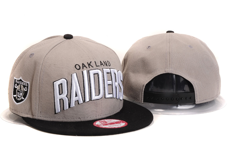 Oakland Raiders Snapback Hat YS 9306