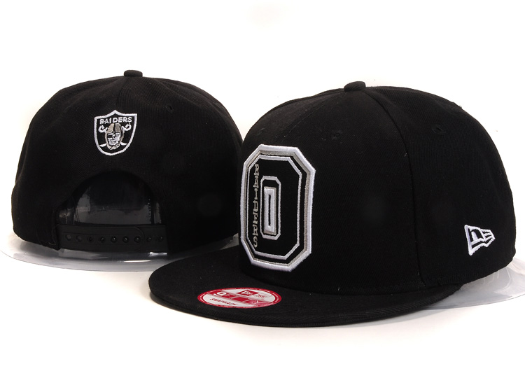 Oakland Raiders Snapback Hat YS 9308