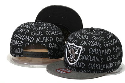 Oakland Raiders Hat YS 150323 20