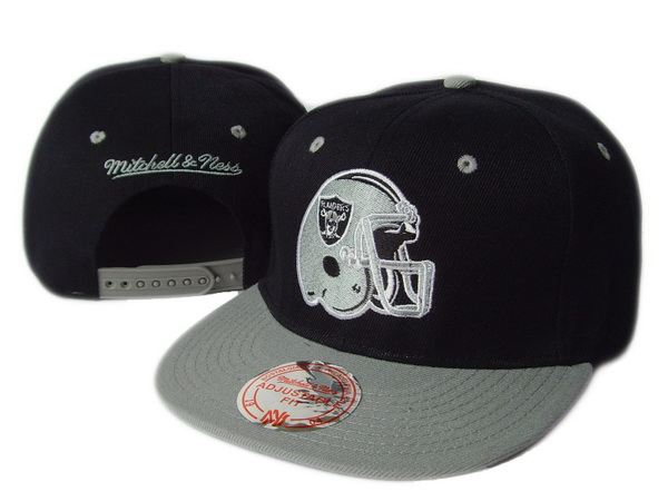 Oakland Raiders NFL Snapback Hat SD01