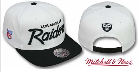 Oakland Raiders NFL Snapback Hat Sf1