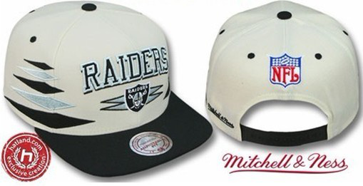 Oakland Raiders NFL Snapback Hat Sf2
