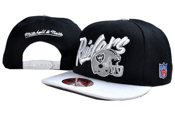 Oakland Raiders NFL Snapback Hat TY 01