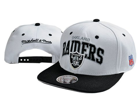 Oakland Raiders NFL Snapback Hat TY 06