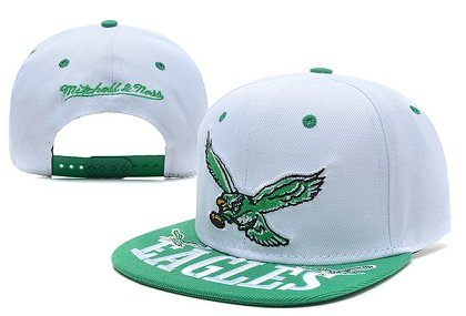 Philadelphia Eagles NFL Snapback Hat X-DF
