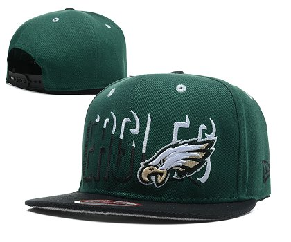 Philadelphia Eagles Snapback Hat SD 1s24