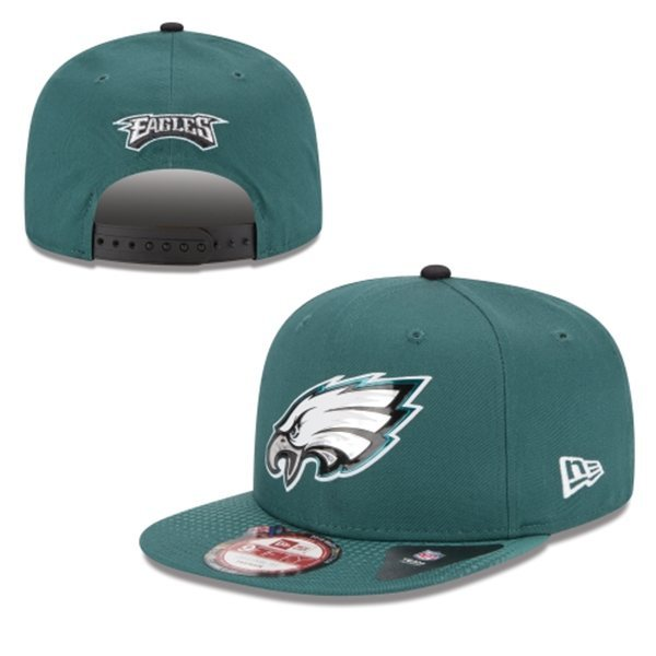 Philadelphia Eagles Snapback Green Hat 1 XDF 0620