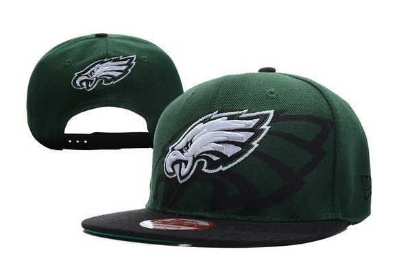 Philadelphia Eagles Snapback Hat TY 2