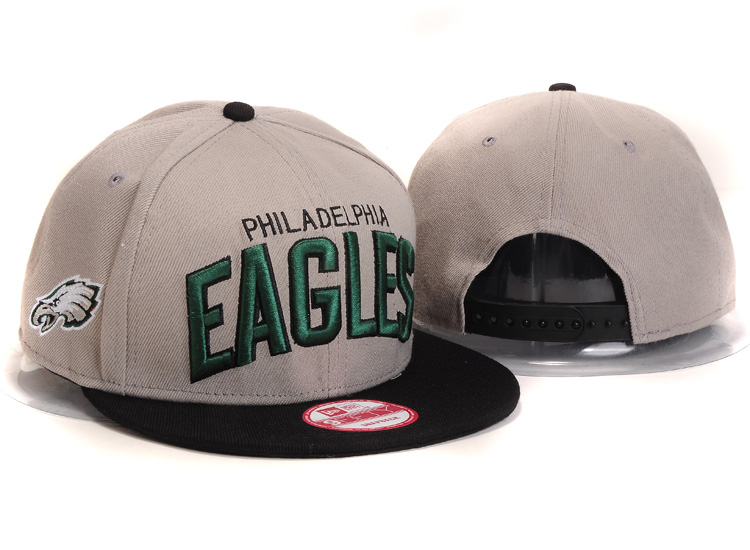 Philadelphia Eagles Snapback Hat YS 5618