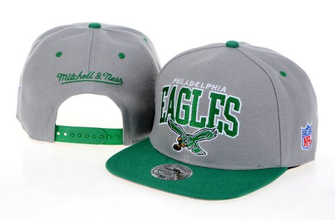 Philadelphia Eagles NFL Snapback Hat 60D1